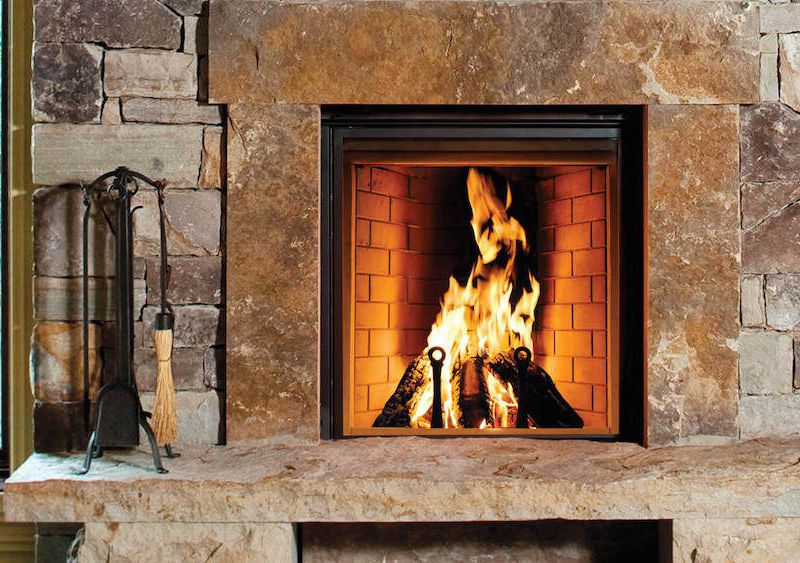 Wood stoves fireplaces inserts harbers flame centre for Rumford fireplace insert